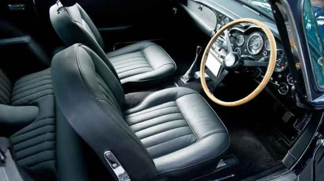 Paul McCartney's 1964 Aston Martin DB5