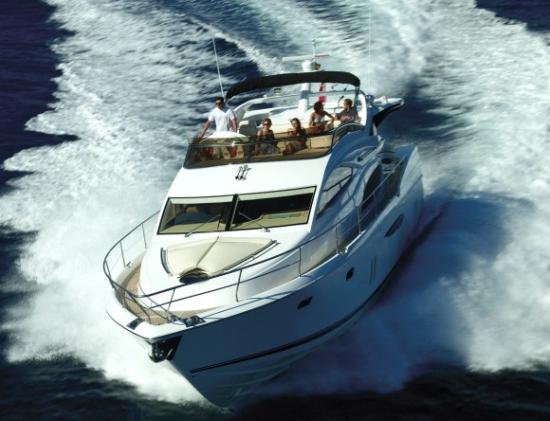 Pearl Motors Yachts' 'Pearl 60' model