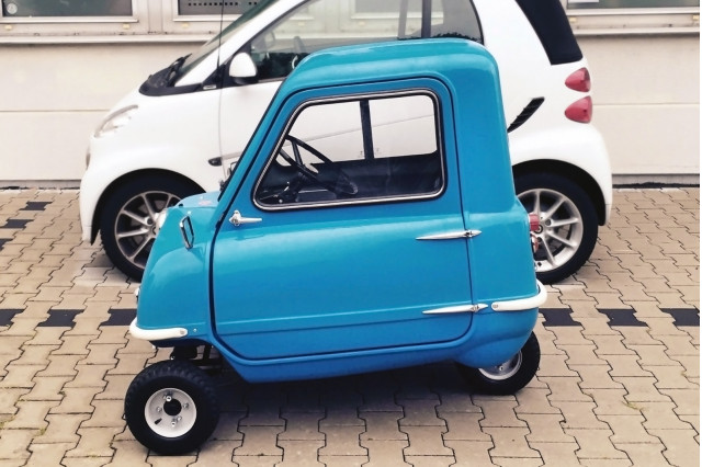 Peel P50 via eBay