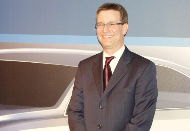 Person-to-Person: VW's COO Mark Barnes