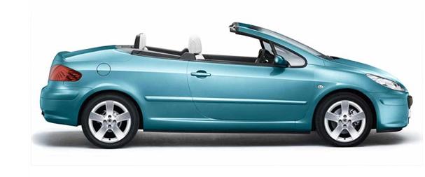 Peugeot To Display ER-EV 307CC Fuel Cell Vehicle At ...