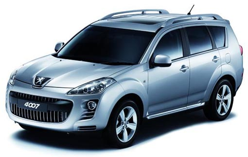 Peugeot 4007 Crossover
