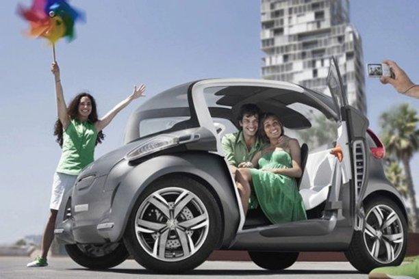 Peugeot Bb1 City Car Debuts At Frankfurt Motor Show