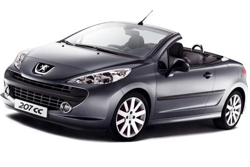 Peugeot unveils 207CC cabrio