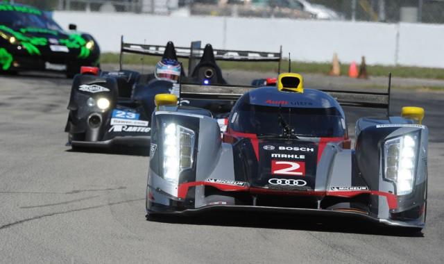 Photo courtesy American Le Mans Series