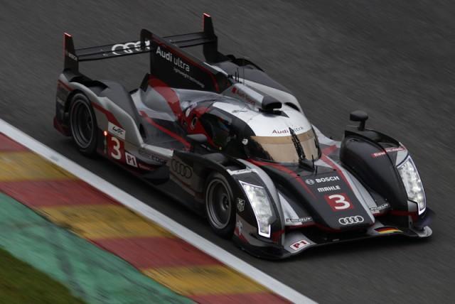 Photo courtesy Audi Sport