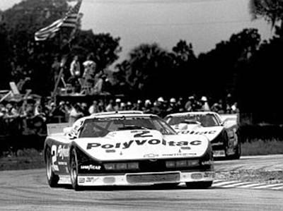 Photo courtesy Corvette Racing