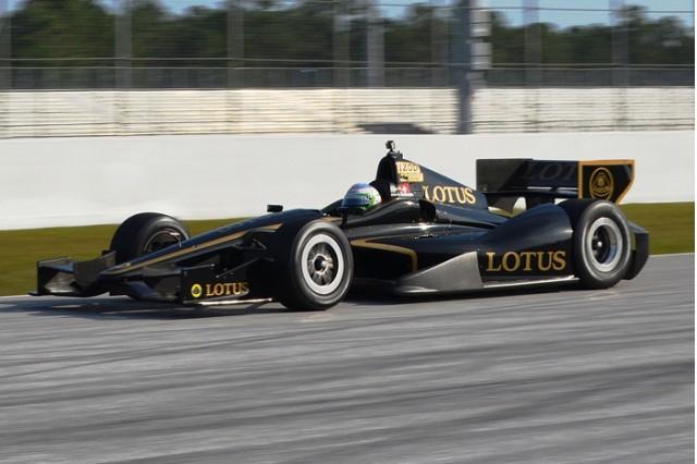 Photo courtesy HVM Lotus Racing
