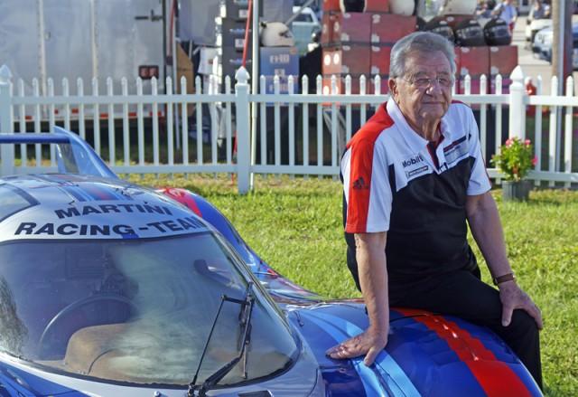 Photo courtesy Porsche