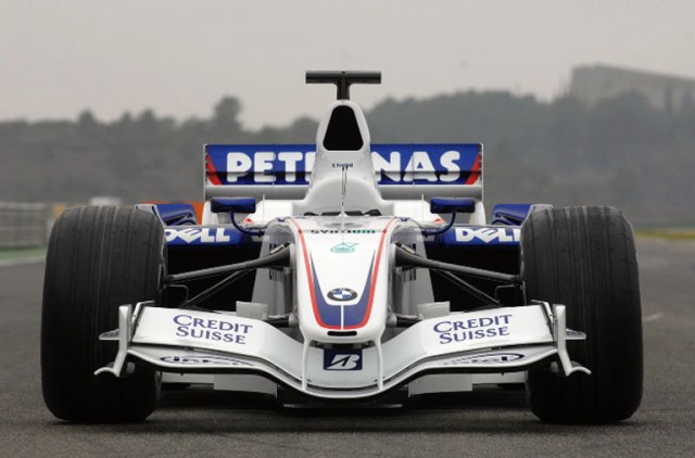 Photo courtesy Sauber F1 Team