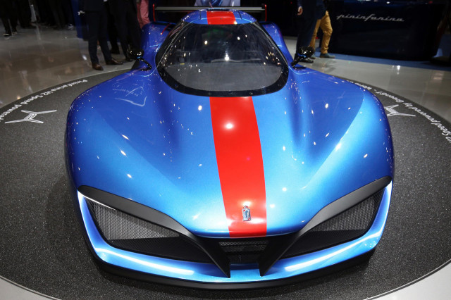 Pininfarina H2 Speed Concept: Pininfarina Luxury EV Brand Coming