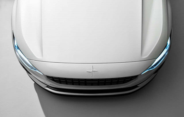 Volvo's Polestar unveils all-electric Polestar 2, competitor to Tesla Model 3