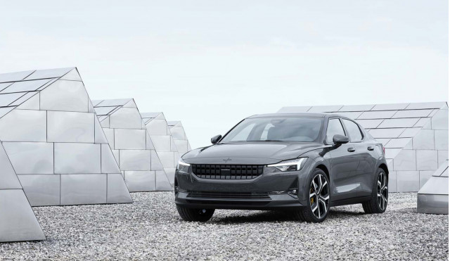 Volvo takes on Tesla Model 3 with new Polestar 2 electric car