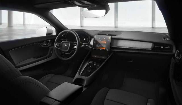 Polestar 2 EV Revealed With 402HP, 78kWh Battery, 275 Miles Of Range