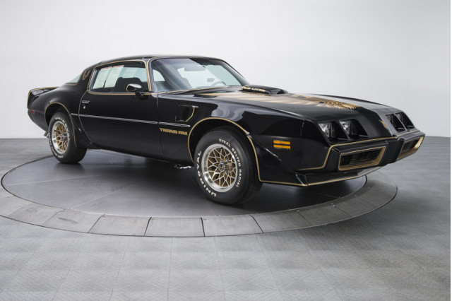 1979 Pontiac Firebird Trans Am with 65 miles