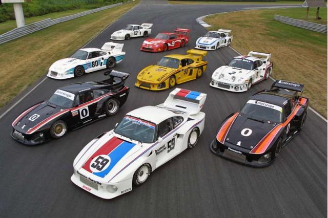 Rennsport Reunion 935s
