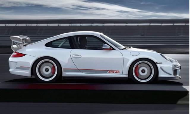 2012 Porsche 911 GT3 RS 4.0 Preview