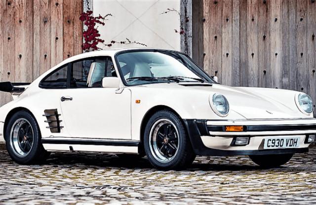 1985 Porsche 930 Turbo owned by Judas Priest lead guitarist Glenn Tipton