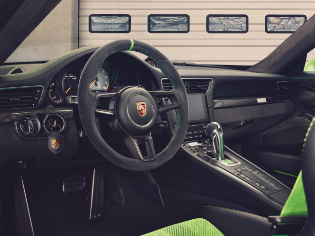 Porsche 911 GT3 RS gets faster still with Weissach Package