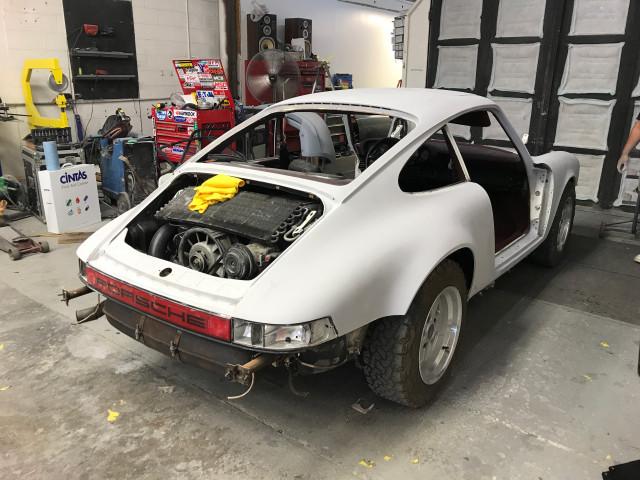 The Keen Project Safari 911 No. 7 mid build