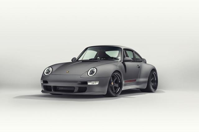 Gunther Werks Porsche 993 911 Reengineering