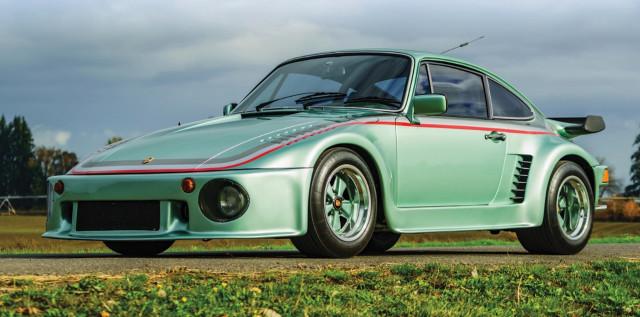 1976 Porsche 935 by Kremer