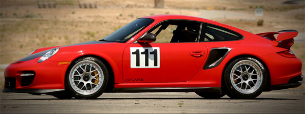 Porsche 911 GT2 RS to be driven by Jeff Zwart