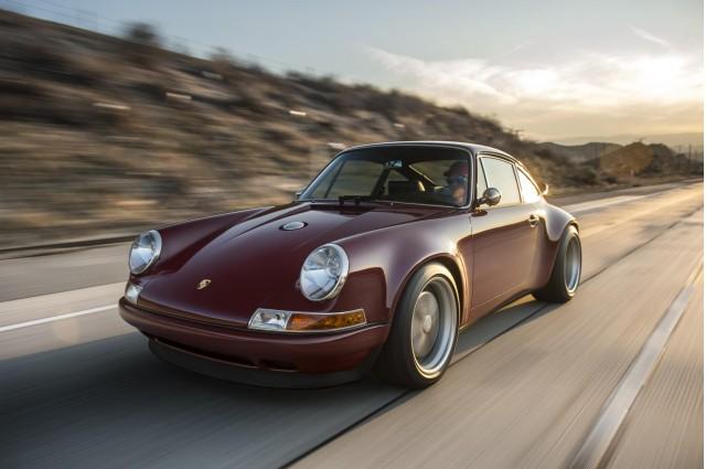 Porsche 911 Reimagined by Singer: North Carolina