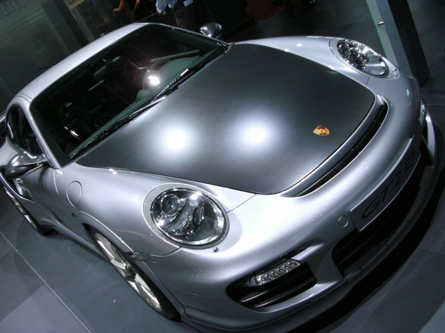 2011 Porsche 911 GT2 RS live photos