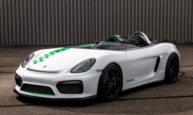 Porsche 981 Bergspyder prototype
