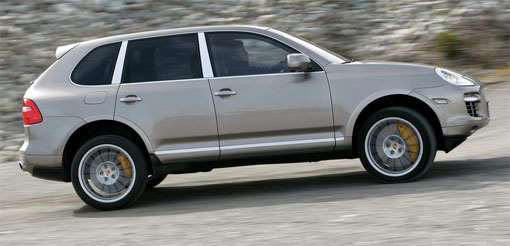 announces US pricing for 2009 Cayenne