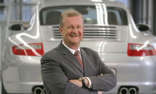 Porsche CEO Wendelin Wiedeking