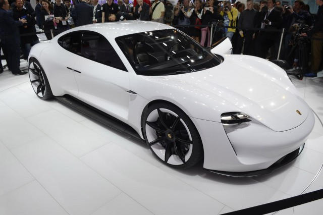Germans Vs Tesla In High End Electric Cars Will Fast