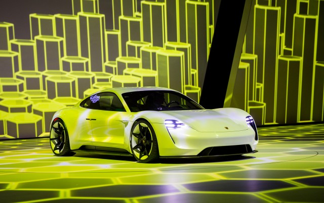 Porsche Mission E Electric Car To Cost Less Than Panamera Sedan