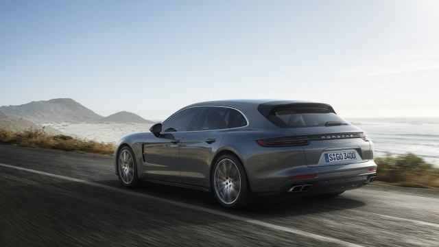 Tesla S Tough Week Porsche Panamera Sport Turismo Upcoming