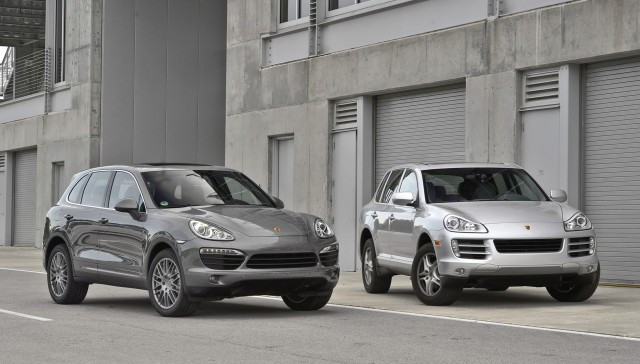100K Porsche Cayenne, Panamera models recalled over rollaway risk