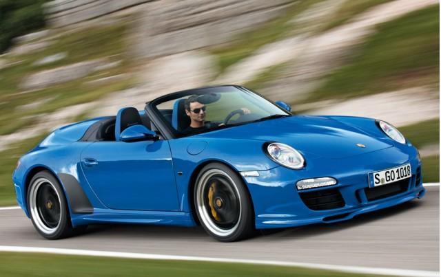 Porsche concocting 911 Speedster for 991 generation's farewell?