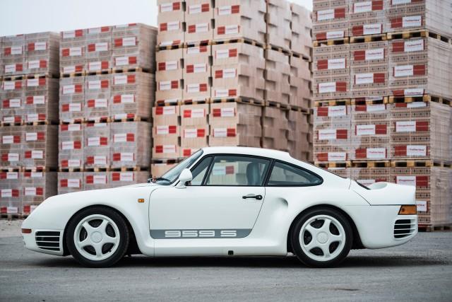 1988 Porsche 959 Sport, courtesy RM Sotheby's, Remi Dargegen