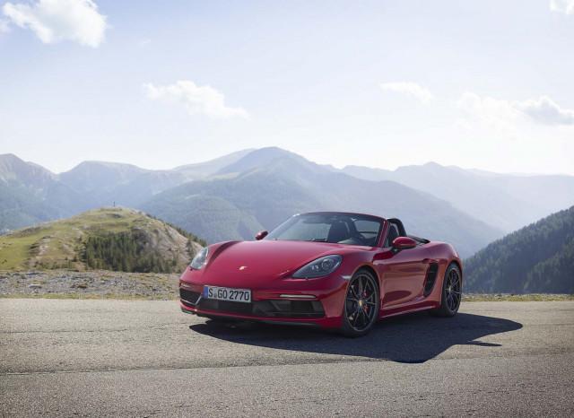 2018 Porsche 718 GTS