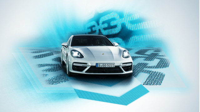 Porsche bringing blockchain to its cars