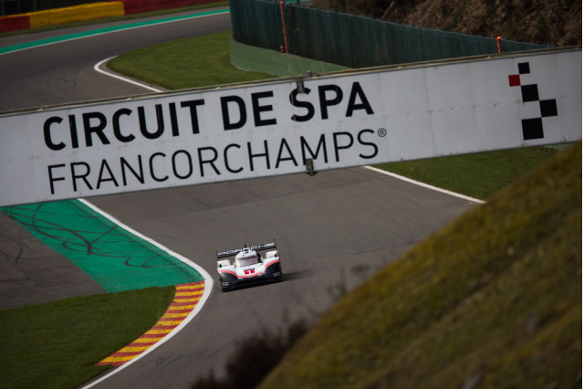 Porsche 919 Evo at Spa