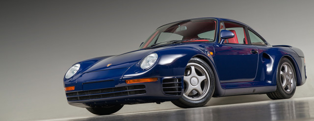 The Canepa 959SC is the Perfect Porsche