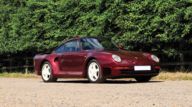 1985 Porsche 959 Prototype for sale
