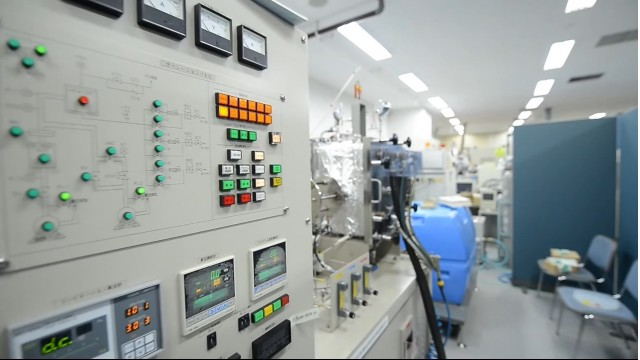 Power Japan Plus - battery laboratory [frame from promotional video]