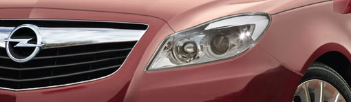 Preview: 2009 Opel Vectra (aka Saturn Aura)