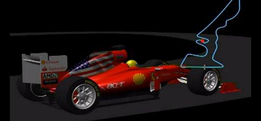 Preview lap of 2012 Austin GP circuit