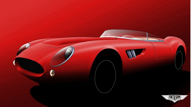 Preview of new Ant-Kahn sports car
