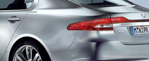 Preview: Production ready Jaguar XF