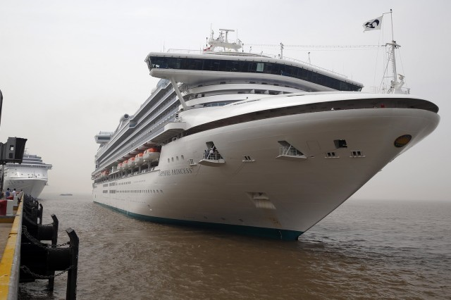 Princess Sapphire cruise ship