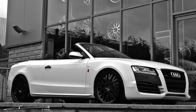 Project Kahn Audi A5 Convertible